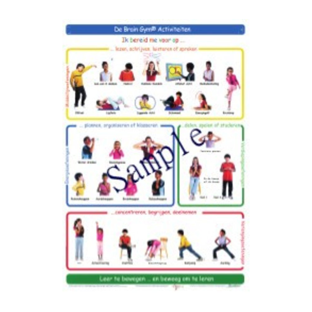 Brain Gym Activiteiten Voor Kinderen