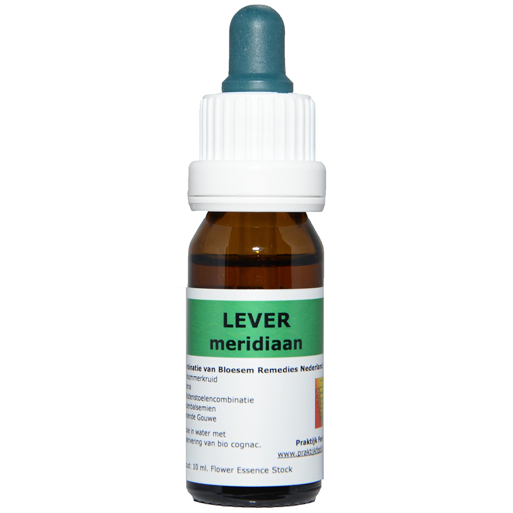Meridianen Remedies Lever