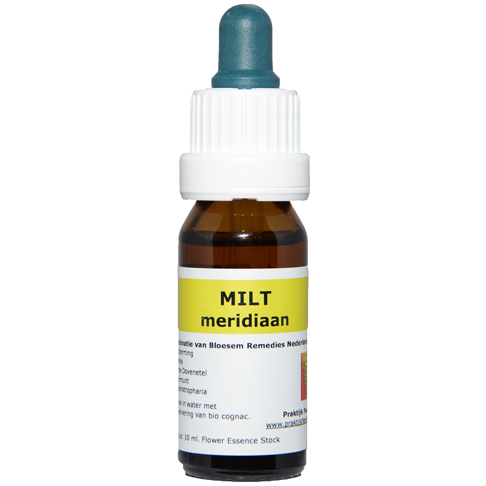 Meridianen Remedies Milt