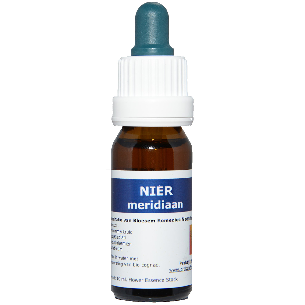 Meridianen Remedies Nier