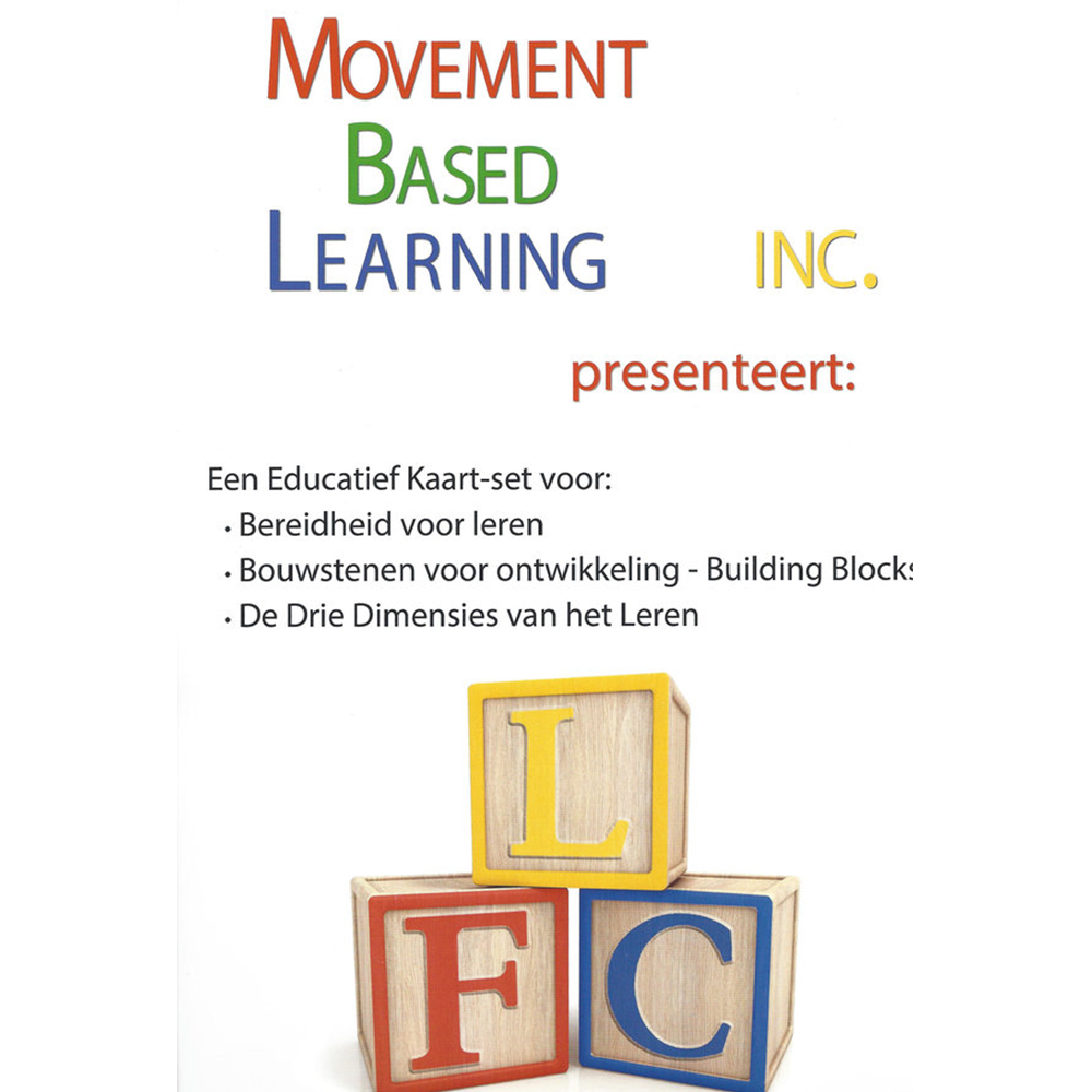 Movement Based Learning Kaarten (Nederlands)