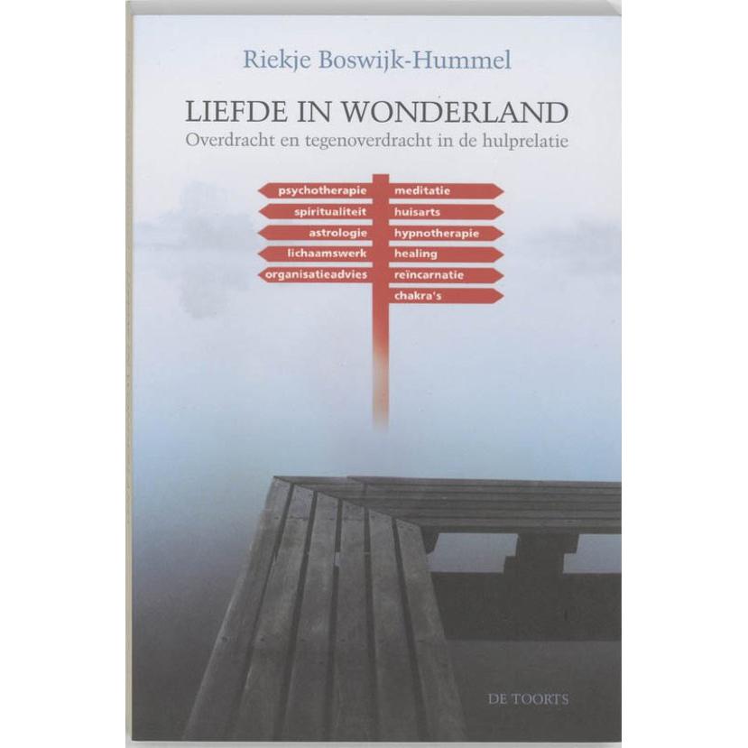 Liefde In Wonderland, Overdracht En Tegenoverdracht In De Hulprelatie