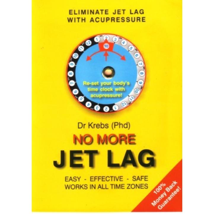 Elimineer Jet Lag Verschijnselen Met Acupressuur