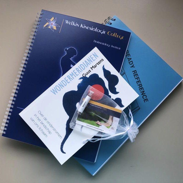 Boekenpakket Derde Jaar Welkin Psychosomatisch Kinesioloog