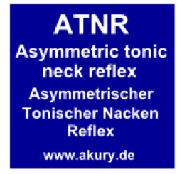 Frequentiechip Asymmetric Tonic Neck Reflex