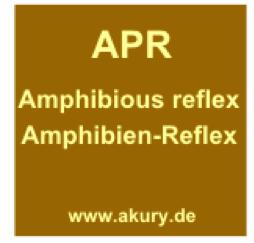 Frequentiechip Amfibie Reflex