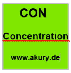 Frequentiechip Concentratie