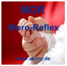 Frequentiechip Moro Reflex