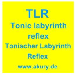 Frequentiechip Tonic Labyrinth Reflex
