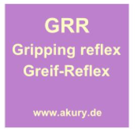 Frequentiechip Gripping Reflex