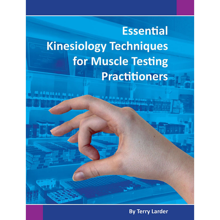 Essential Kinesiology Techniques | Terry Larder