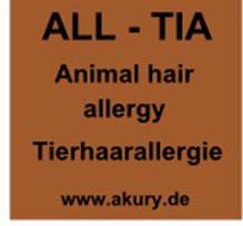 Frequentiechip Allergie Dierenharen
