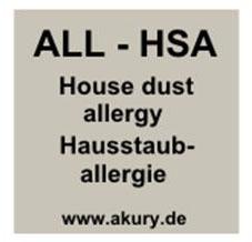 Frequentiechip Allergie Huisstofmijt
