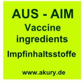 Frequentiechip Vaccinatieingrediënten